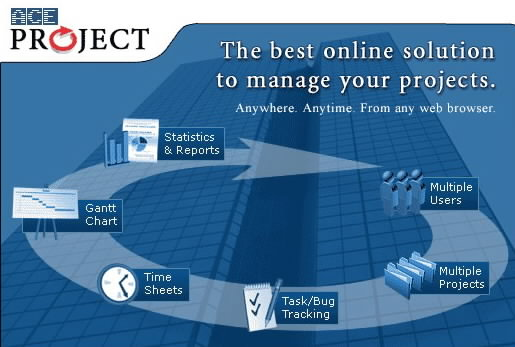 ACE Project - Project Management Software
