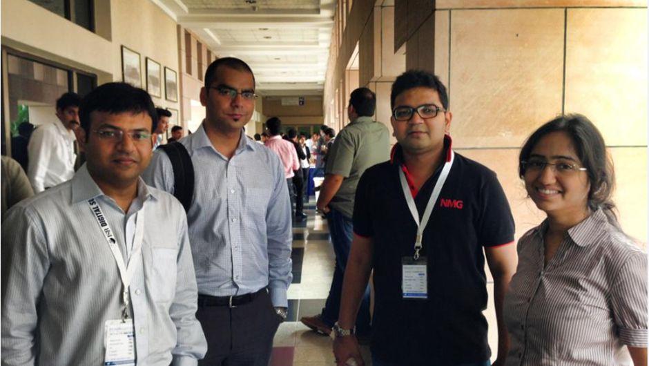 Digital Summit – ISB, Hyderabad