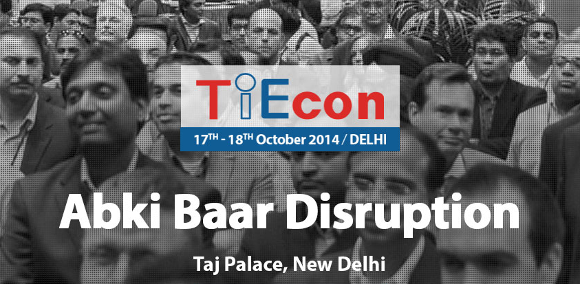 New Media Guru at TiEcon