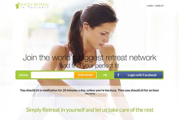 simplyretreat